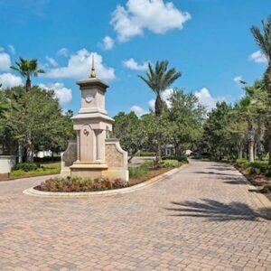 Grande Pointe neighborhood in Inlet Beach, FL